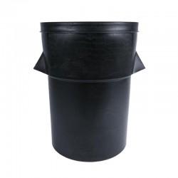 Cubo basura industrial polietileno