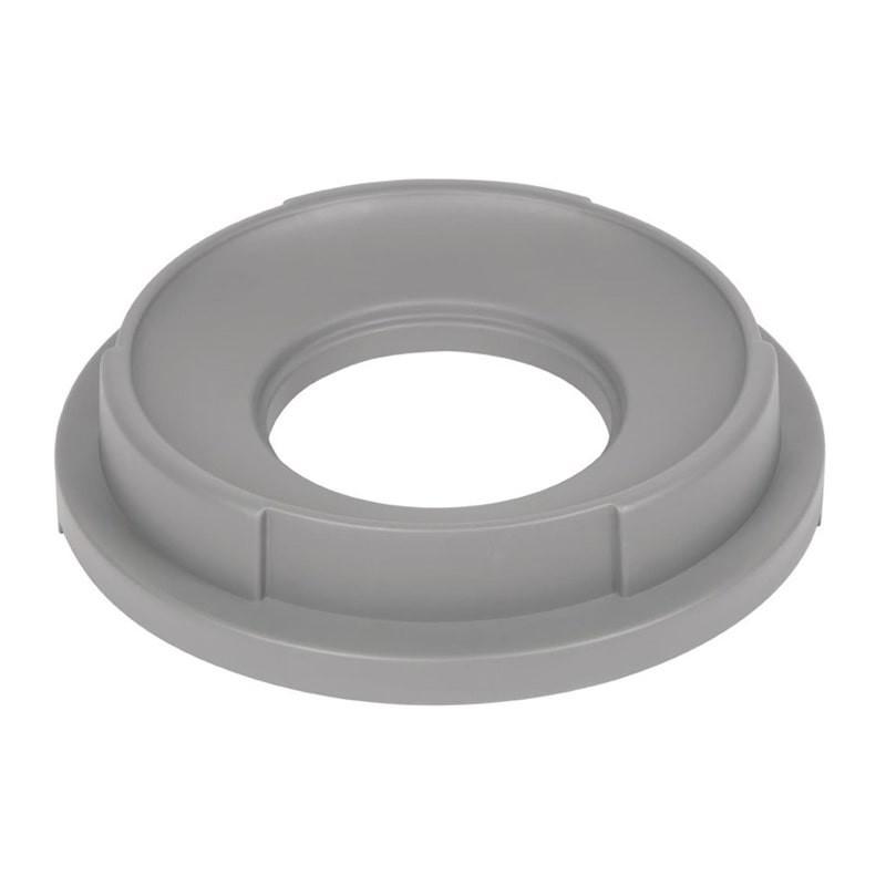 Tapa orificio para cubo basura industrial