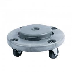 Base ruedas para cubos