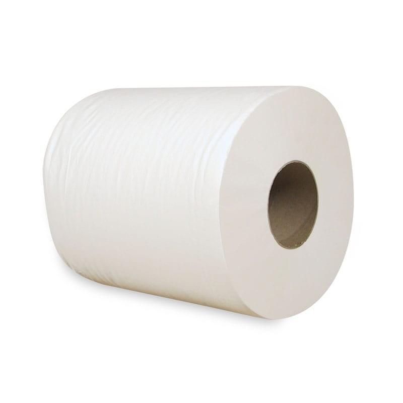bobina papel secamanos liso