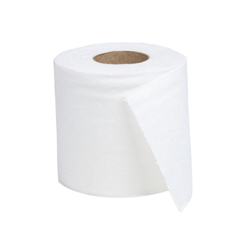 bobina papel secamanos autocorte blanco