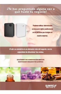 Nebulizadores de aromas
